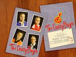 autographcard - the crazy boys