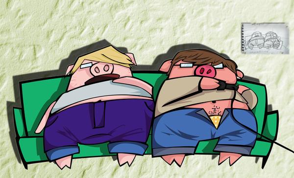 bertos piggys