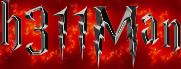 h3llman logo by brandonthebeast34
