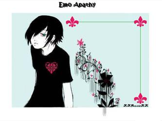 Emo Apathy by RiotGirl102793