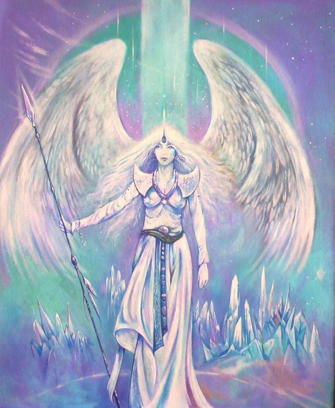 Angel of light by kaliban on deviantart