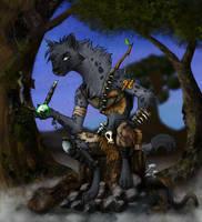 Collab - Meltal by shani-hyena