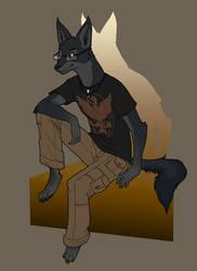 Peter Jackal by shani-hyena