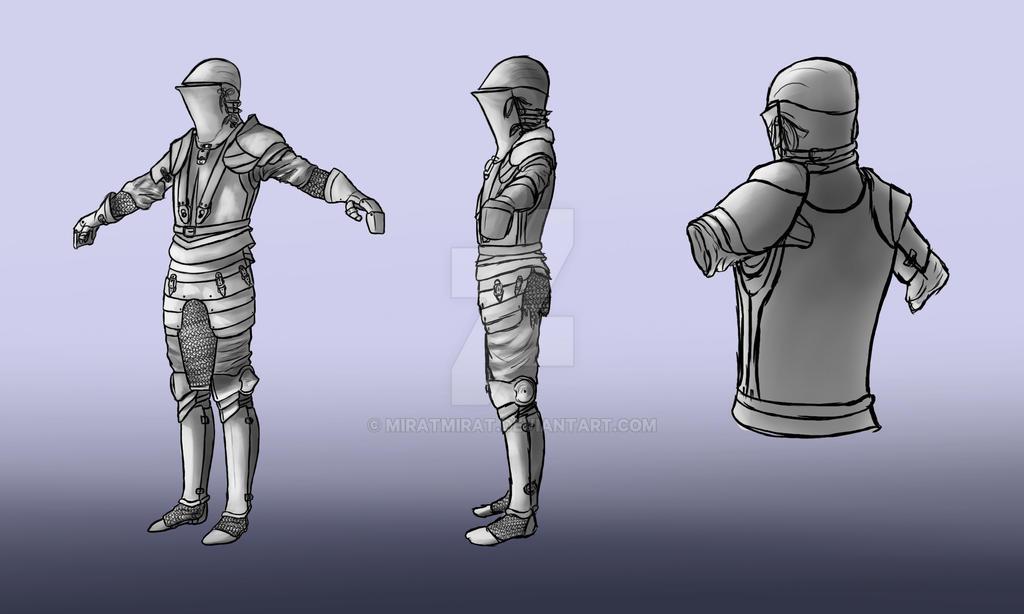 Armor #1 by miratmirat
