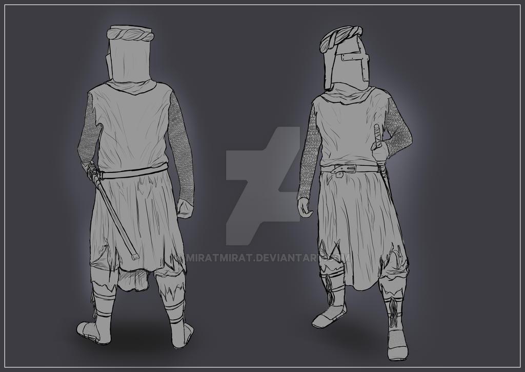 Armor #2 by miratmirat