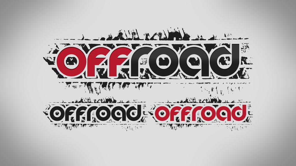 Off Road Design >> Logo OffRoad by Benares78 on DeviantArt