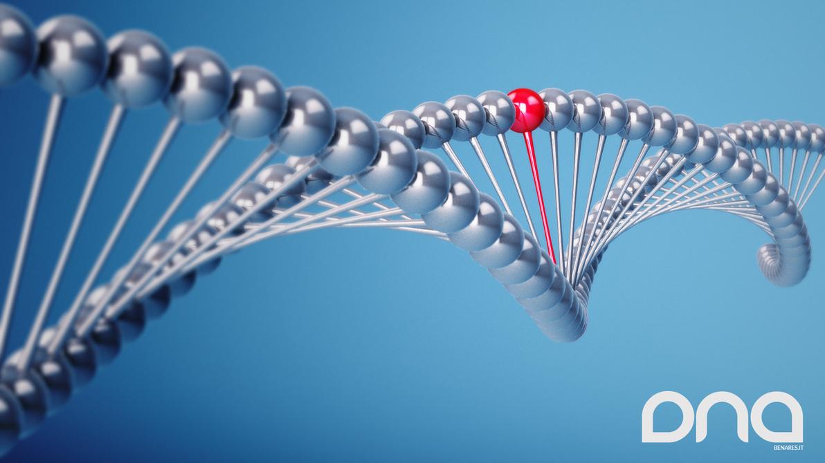 DNA Wallpaper Full HD By Benares78