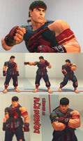 SSFIV MOD: Dragon Ryu