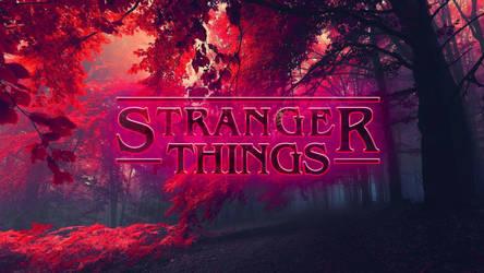 Stranger Things Wallpaper by Benares78