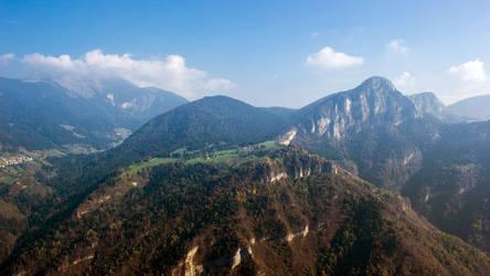 Vista dal Salto degli Sposi by Benares78
