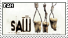 Saw III Fan Stamp by EvanChasse