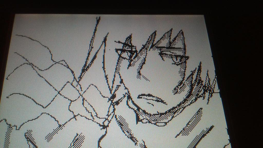 Draw by takyonX