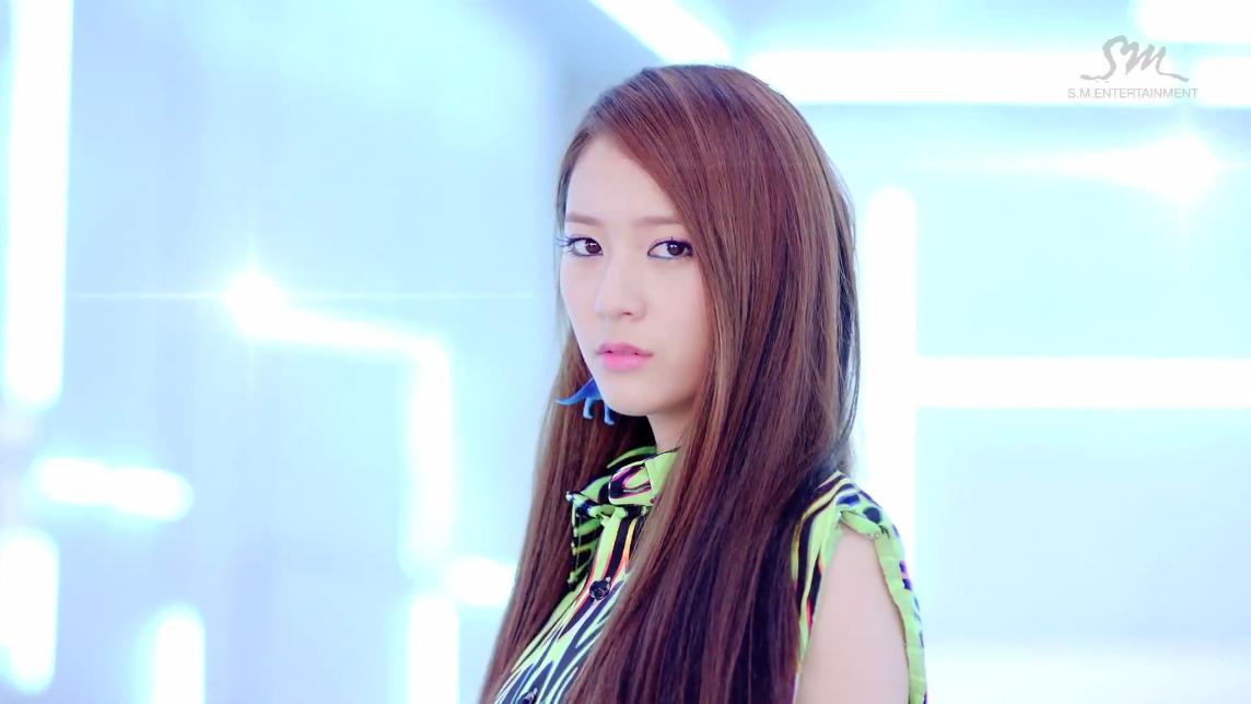 [SC] f(Krystal) - Electric Shock MV by imawesomeee03 on ... F(x) Electric Shock Krystal