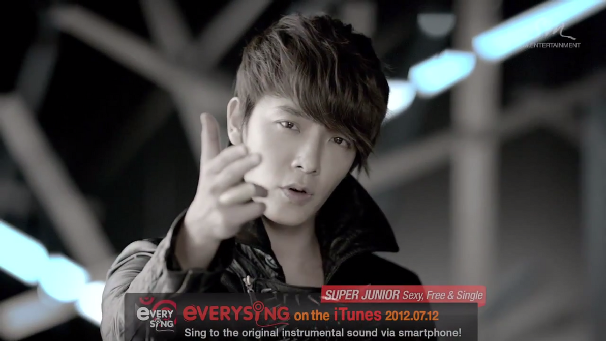[SC] Donghae - Sexy Free and Single MV by imawesomeee03