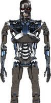Terminator T800 Endoskeleton