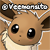 Chibi Eevee free avatar by InukoPuppy
