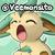 Chibi Leafeon free avatar by InukoPuppy