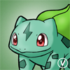 Effra the Bulbasaur avatar by InukoPuppy