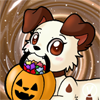 [Halloween Avatar Trade] Hershey the Dalmatian by InukoPuppy