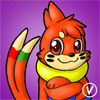 [Avatar Commission] Rodney the Buizel by InukoPuppy