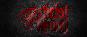 Christ Agony alternative logotype
