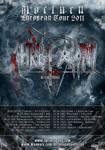 Nocturn Tour poster