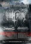 Eastern Moonlight Tour poster