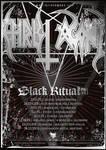 Black Ritual 2012 poster