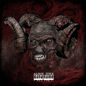 Artwork For Sale -  Zombie Devil