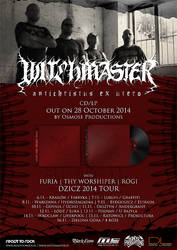 Witchmaster - poster by BlackTeamMedia