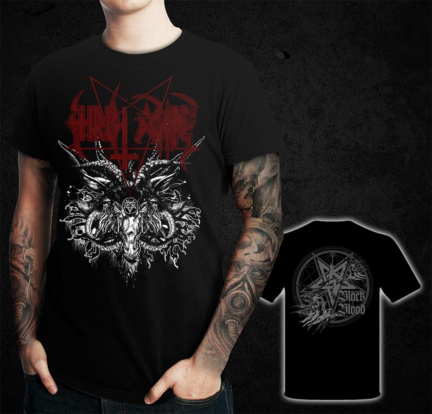 Christ Agony T-shirt by BlackTeamMedia