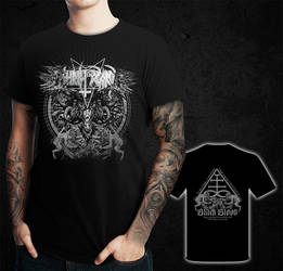 Christ Agony T-shirt by BlackTeamMedia