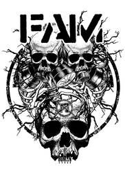 F.A.M. T-shirt by BlackTeamMedia