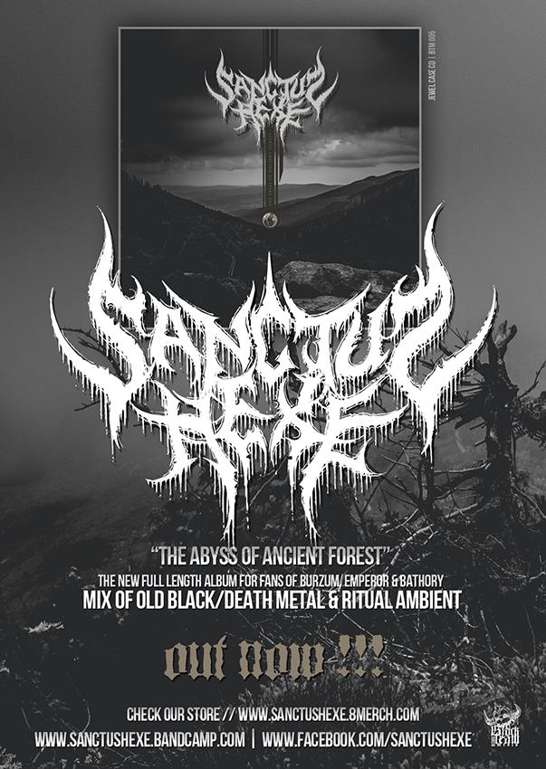 Sanctus Hexe flyers