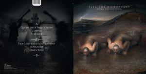 Five The Hierophant design LP