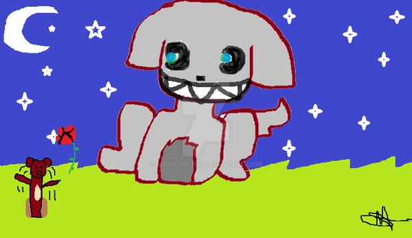 Smile dog? by madelynj11