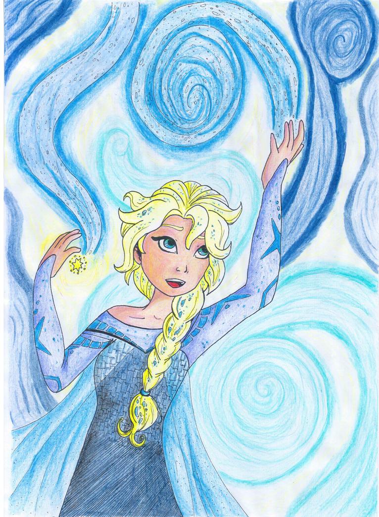 Frozen by Shingery