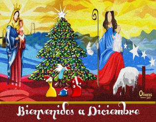 Bienvenido-Diciembre by Creaciones-Jean