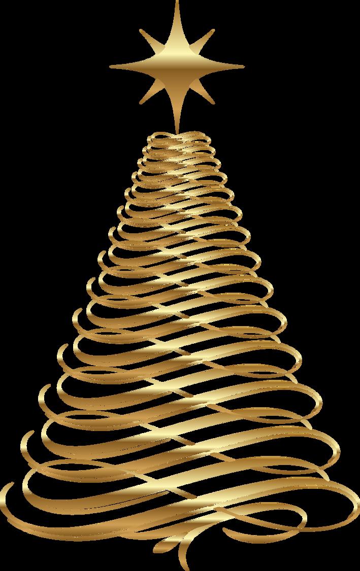 Arbol de navidad 03 by creaciones jean on deviantart - Arboles de navidad dorados ...