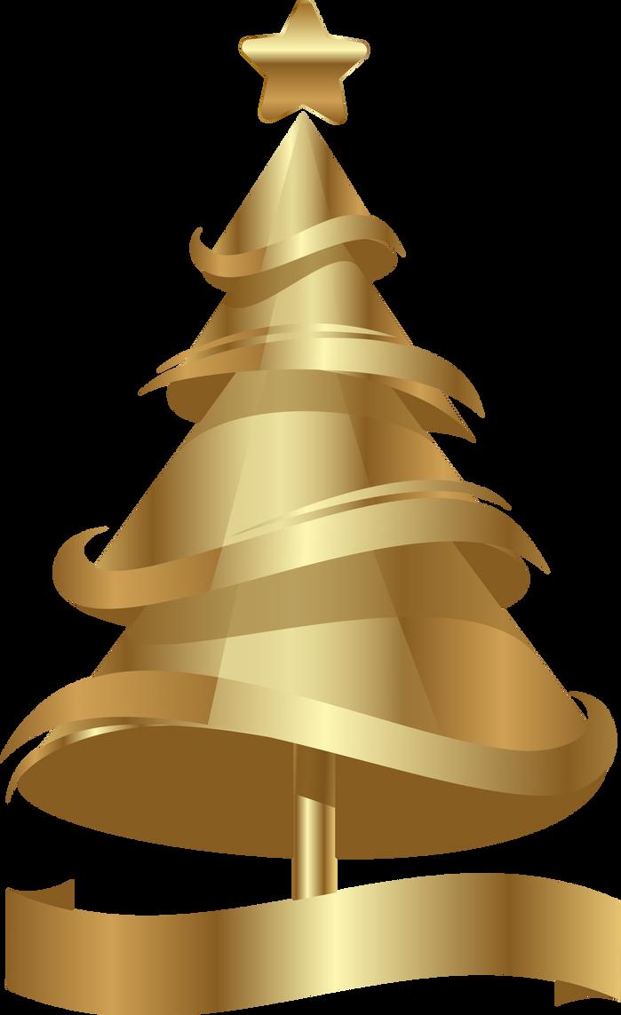 Arbol de navidad 16 by creaciones jean on deviantart for Arbol de navidad dorado