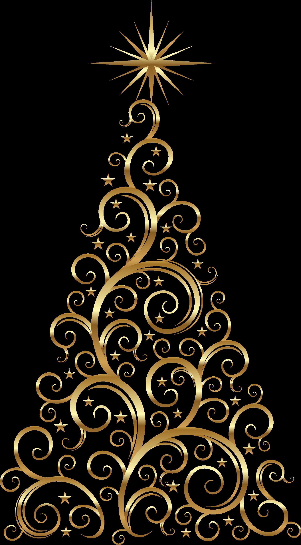 Arbol de navidad 19 by creaciones jean on deviantart - Arbol de navidad dorado ...
