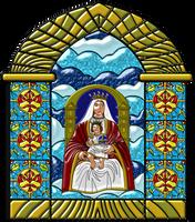 Virgen-de-la-Coromoto-Patrona-de-Venezuela-02 by Creaciones-Jean