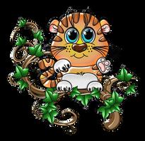 Horoscopo-chino-2018-tigre by Creaciones-Jean