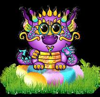 Horoscopo-chino-2018-dragon by Creaciones-Jean