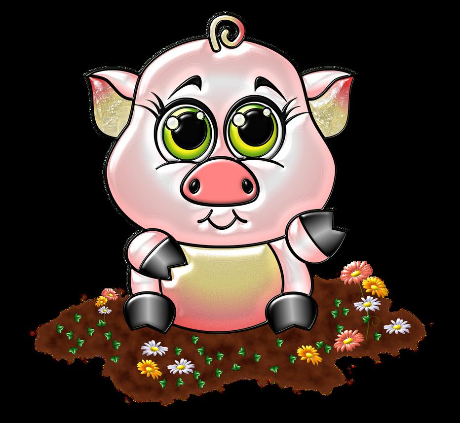 Horoscopo-chino-2018-jabali-o-cerdo by Creaciones-Jean