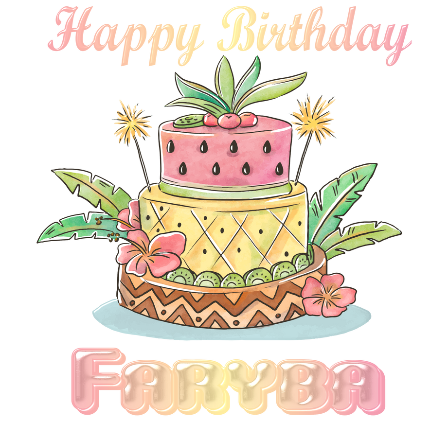 Happy-Birthday-Faryba by Creaciones-Jean