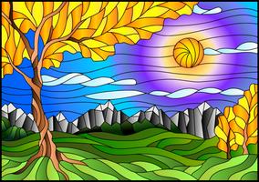 vitral-paisaje-por-Zagory-colores-degradados