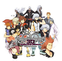 Kingdom Hearts 3DS by MrLipschutz
