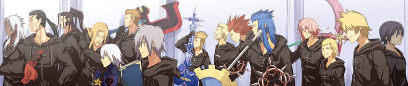 Organization XIII by MrLipschutz