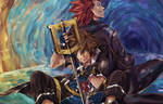 Sora and Axel - Betwixt and Between